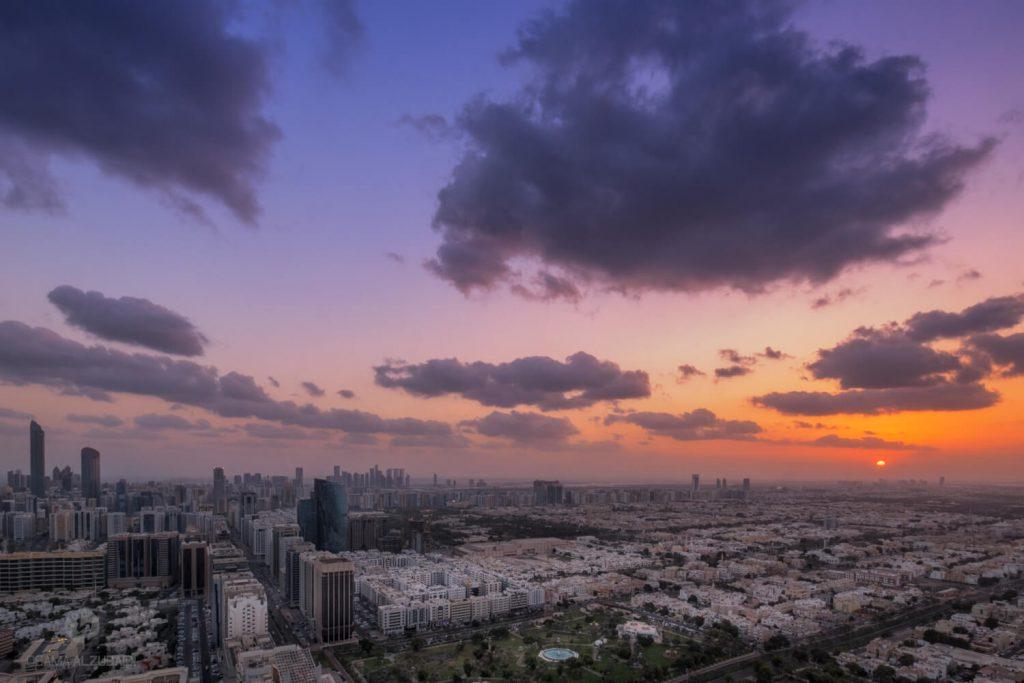 Abu Dhabi Sunrise1