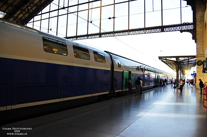 محطة قطارات مرسيليا