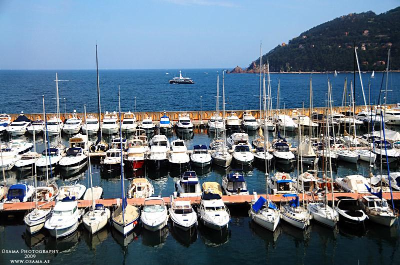 ميناء القوارب