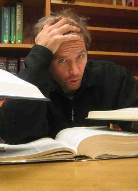 لا تؤجل دراسة اليوم إلى الغد!